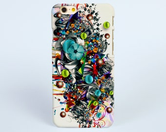 Graffiti style iPhone 7 Case, iPhone 7 plus Case, iPhone 6 Plus Case, iPhone 6 Case, iPhone 6s Case, Phone case, Hipster Tough iPhone Case