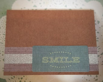 Just Because Card | Smile