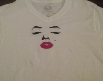 Girls Marilyn  Monroe T-shirt