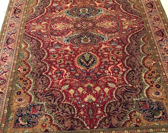 Area Rugs 9x6 Etsy