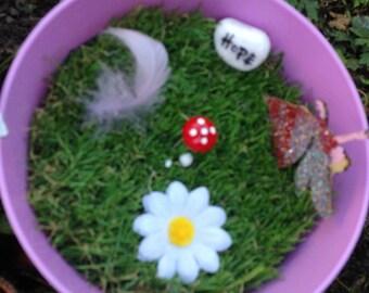 artificial mini gardens
