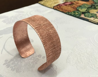 Copper braclets