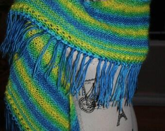 Shawl, Cache shoulder or scarf
