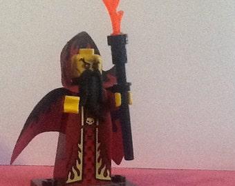 LEGO minifigure EVIL WIZARD