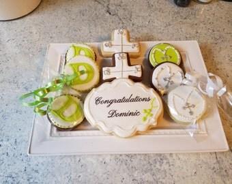 Communion or Confirmation Custom Cookies