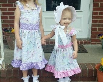 Children's handmade and Dresses