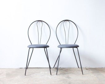 Wrought Iron Side Chair - Price Per Chair