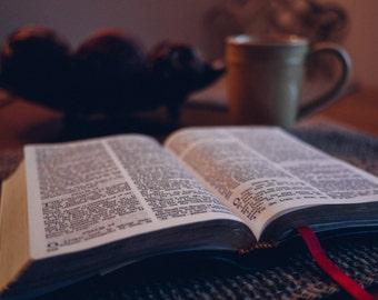 Bibliomancy Reading