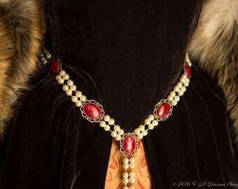 Tudor Period Girdle Belt