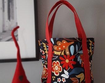 Cotton Handmade Tote bag
