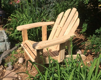 Handmade Children's Adirondack Chairs