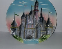 Popular Items For Walt Disney Plate On Etsy