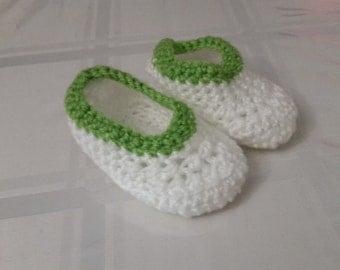 Basic baby slippers