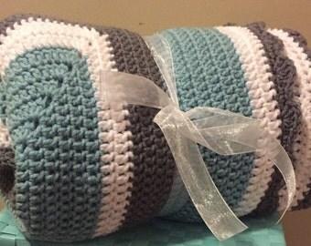 Granny Stitch Blanket