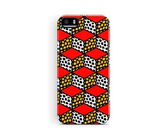 iPhone 5 Case, iPhone 5S Case, iPhone Case, Geometric iPhone 5 Case, iPhone SE Case, Pattern iPhone 5 Case, Patterned iPhone SE Case