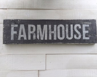 Rustic Farmhouse signs