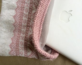 Knitted Laptop cover