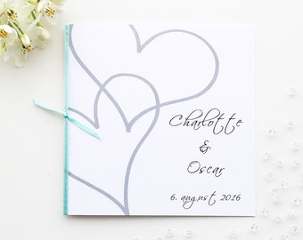 Two Hearts - Wedding Stationery Suite