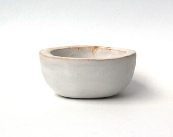 Little White Bowl