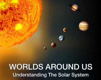 ebook for kids, sciense for kids, astronomy ebook, astronomy for kids, solar system explanations, Understanding the solar system