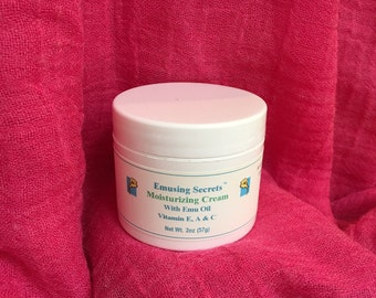 Emu Oil Moisturizing Cream 2 oz.