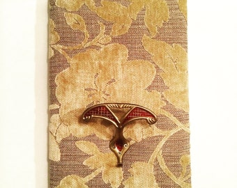 Vintage style coat rack 40 cm x 25 cm