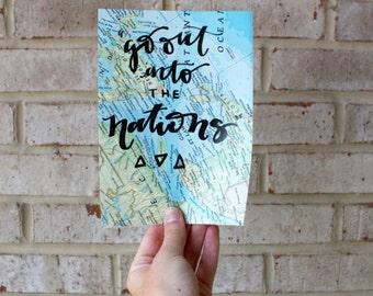 custom map for Bernadette //