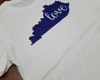 Kentucky Love T Shirt