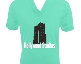Hollywood Studios: V-Necks