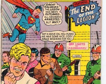 Adventure Comics #359 (1967) VG 4.0  Superboy