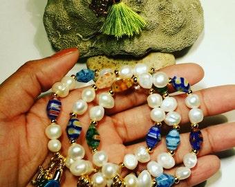 Bracelet Freshwater Pearl