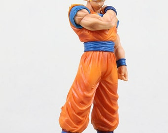 Life size Fibreglass/Resin Dragon Ball z Firgurine