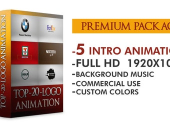 Video Creation PREMIUM PACKAGE