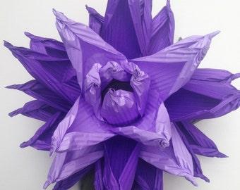 10 Custom Paper Lotus Flower Centerpieces