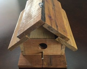 Handcrafted Bird House