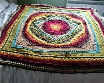 Sophie's Universe Blanket