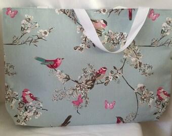 Birdie Tote Bag/shopper