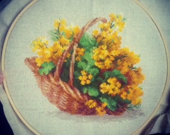 "Embroidery ""Flowers"""