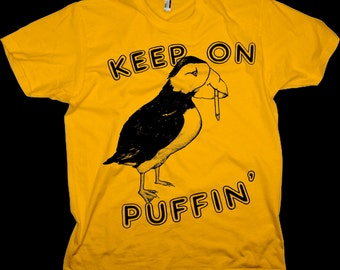 Keep on Puffin'