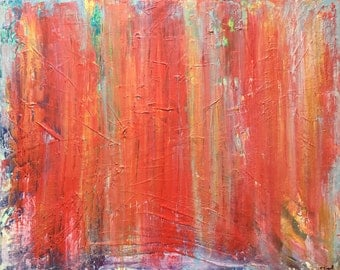 Spher - Abstract Painting by Teddy Engel