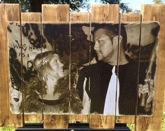 Custom Pallet like Photos pictures