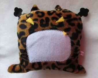 Plush leopard Loulou