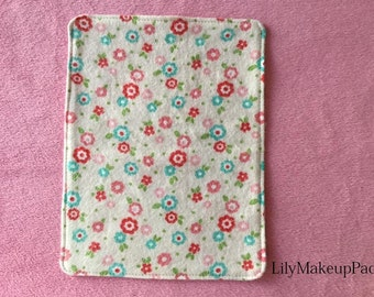 Baby cloth wipes Flowers, reusable wipes, baby wipes