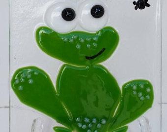 Whimsical Frog Nightlight