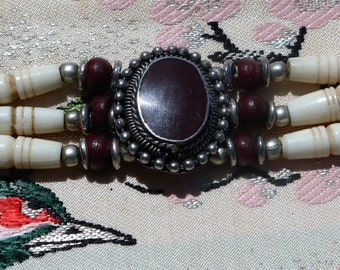 Tribal Bone Bracelet