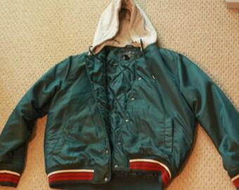 Vintage Coat Hoodie