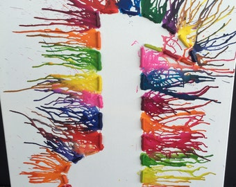 Colorful Eighth Note