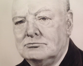 "Shop ""winston churchill"" in Painting"