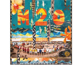 20th Anniversary M2O Poster
