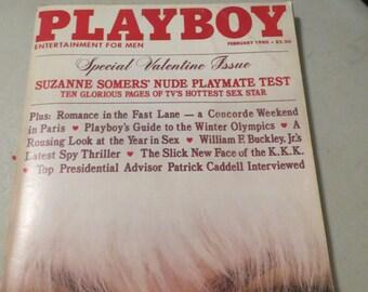 Vintage Playboy February 1980 Magazine